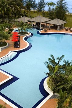 Miri Marriott Swimming Pool