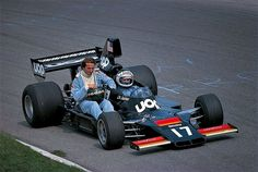 Jacques Lafitte Jean-Pierre Jarier, Italy 1975