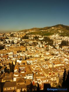 A lifestyle you could get used to on a not-so-expensive budget! Found on Gringos Abroad @ http://gringosabroad.com/cost-of-living-in-granada-spain/  www.tesolifestyle.com