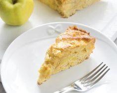 Gâteau aux pommes allégé : http://www.fourchette-et-bikini.fr/recettes/recettes-minceur/gateau-aux-pommes-allege.html