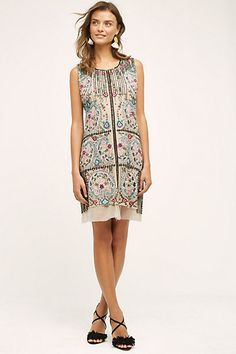 So cute!  Lidia Shift #anthropologie