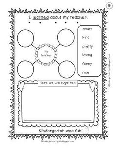 An Emergent Memory Journal highlighting common core standards