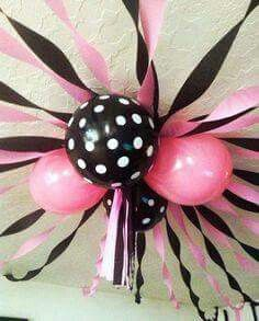 Easy Minnie Mouse party ideas | DIY Minnie Mouse party decorations | Minnie birthday party decor