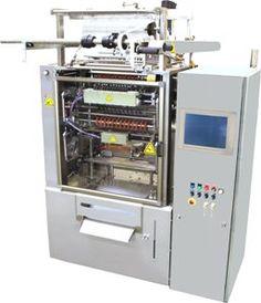 Winpak Pouch Fill Machine