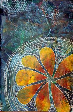 Orange by Catherine Parkinson, via Flickr