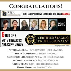 CSP International™ Staging Training Academy provides the leading real estate, accredited home staging certification & staging courses in the world. Training Academy, Entrepreneurship, Congratulations, Business, Design, Store, Business Illustration, Design Comics