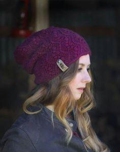 Beautiful crochet pattern for a beanie in three different lengths.    https://www.etsy.com/listing/470478188/n33-crochet-slouchy-beanie-crochet