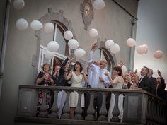 Glenlo Abbey, Galway Wedding, Balloons