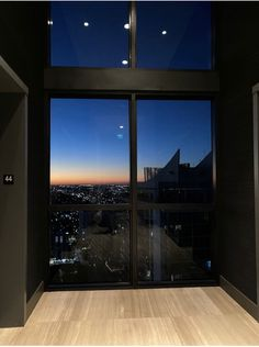 Apartment View, Dream Apartment, Night Aesthetic, City Aesthetic, Future House, My House, Dark Interiors, Window View, House Goals