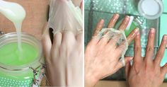 This Homemade Mask Will Brighten Your Skin And Make The Pigment Spots Disappear In No Time - Health Awareness Community Diy Beauty, Beauty Hacks, Beauty Secrets, Hand Mask, Homemade Mask, Radiant Skin, Fair Skin, Skin Cream, Hand Cream