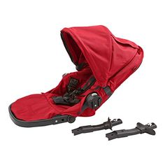 Amazon.com : Baby Jogger City Select Second Seat Kit, Black : Baby Double Stroller Reviews, Double Strollers, Bob Stroller, City Mini Gt, Baby Jogger City Select, Baby Car Seats, Joggers, The Selection, Kit