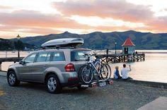 bike carrier, thule, thule bike carrier, thule fietsendrager, fietsvakantie, cycling holiday,