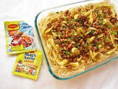 Birthday Cha Misua Spaghetti, Magic, Dishes, Cooking, Birthday, Ethnic Recipes, Food, Kitchen, Birthdays