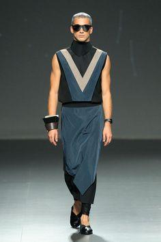 44 Spring Summer 2016 Primavera Verano - #Menswear #Trends #Tendencias #Moda Hombre - Mercedes-Benz Fashion Week Madrid - MFT