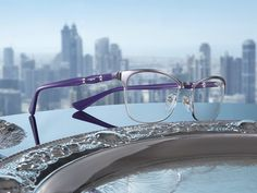 Fine living calls for refined frames that define your style. Our 2 Circles collection of sunglasses is just what you needed to match that breathtaking view of  Dubai.