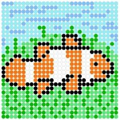 Links to a lot of cute perler bead patterns