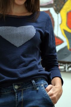 Jeans & heart