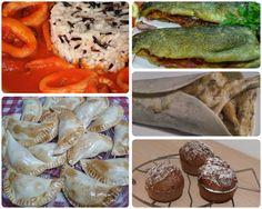 Dulces Sueños: Menú con Cinco Recetas nº 26