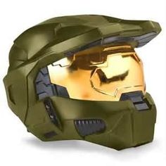 Halo inspired motorcycle helmet I wish this would go into production.