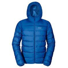 Jack Wolfskin Men s Helium Down Jacket - Royal Blue Weird Fish, Jack Wolfskin, Mode Online, Outdoor Outfit, High Level, Royal Blue, Winter Outfits, Winter Jackets, Men
