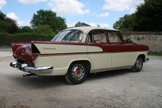 Simca Chambord | ⊼²| F +! 234,493!,129!| https://www.pinterest.com/guycombes2/automobile-simca-france/