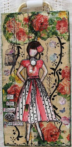 My Art Journal: A New She Art Girl--Revised