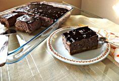 Csokihabos - sütés nélkül | NOSALTY Hungarian Cake, Hungarian Recipes, No Bake Desserts, Dessert Recipes, Easter Desserts, Baking Desserts, My Recipes, Favorite Recipes, Recipies