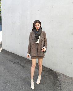 #Dahong(MT) Fall style2017 #Eunji