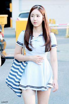GFRIEND - SinB #신비 (Hwang EunBi #황은비) #머리띠