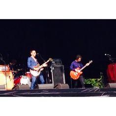 Miles Kane gig at Subbotnik festival 2014