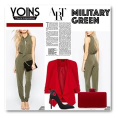 """""""YOINS  2/2"""" by e-mina-87 ❤ liked on Polyvore featuring yoins"""