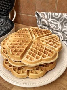 Gofri - GastroHobbi Waffles, Sweets, Breakfast, Food, Morning Coffee, Gummi Candy, Candy, Essen, Waffle