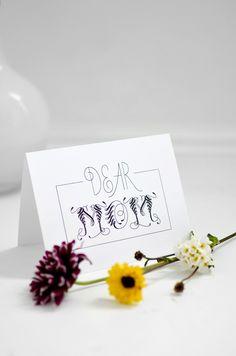 #diy free mother's day printable