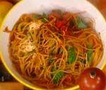 Spaghetti with Ricotta: Spaghetti con Ricotta recipe from Mario Batali via Food Network
