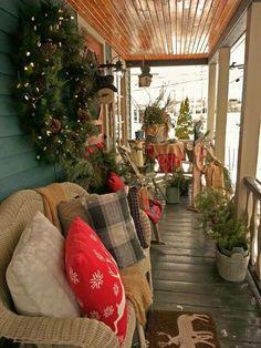 Vicky's Home: Navidad en el campo /Country christmas