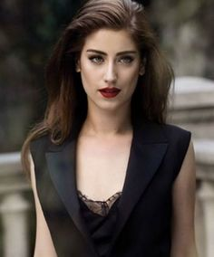 "The photo ""Hazal Kaya - All Magazine Pictorial [Turkey] (November has been viewed times. Beautiful Eyes, Beautiful Women, Feriha Y Emir, Straight Eyebrows, Actrices Hollywood, Turkish Beauty, Turkish Actors, Stylish Girl, Beautiful Actresses"