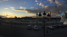 #Atardeceres de encanto. En #París la ciudad del #amor. #Sunset #Eiffel #LaTourEiffel #TorreEiffel #elviajemehizoami #loveParis