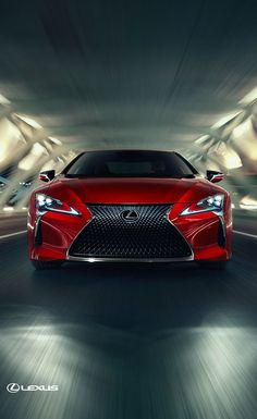 A leap forward in performance coupes. Click to see more of the 2018 Lexus LC.