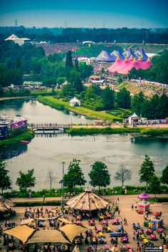 25  Photos of TomorrowLand Festival