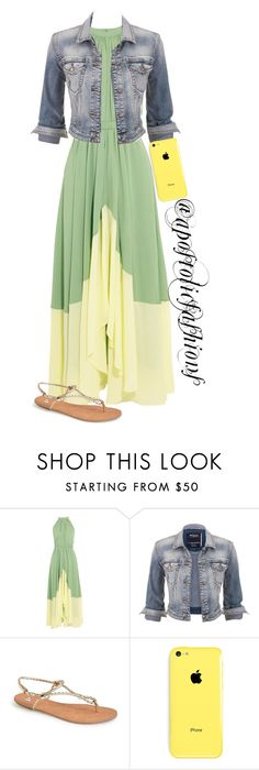"""Apostolic Fashions #1426"" by apostolicfashions on Polyvore featuring Saloni, maurices and BP."