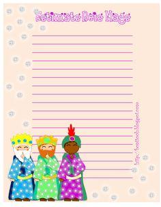 CARTA ALS REIS. Idees magistrals: Un poema de nadal molt actual Christmas Paper, Christmas Crafts, Christmas 2017, January Art, December, Irish Culture, Three Wise Men, Ideias Diy, Child Face