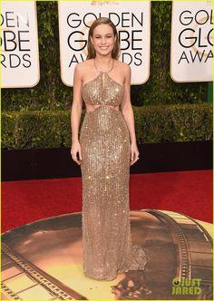 Brie Larson Thanks Boyfriend Alex Greenwald at Golden Globes   brie larson thanks boyfriend at golden globes 2016 09 - Photo