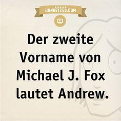 Wofür das J steht: http://www.unnuetzes.com/wissen/10785/michael-andrew-fox/