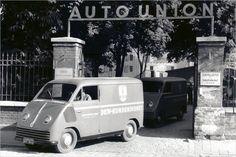 Com o DKW F 89 L Schnellaster começou em 1949, a produção em Ingolstadt