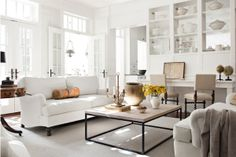 Pick Best Colors for Your Home: White Color - Innocence, Freshness, New Beginnings - Water Element