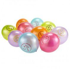 Zumba Balloons! | www.GlobalZFitness.com #zumba #party