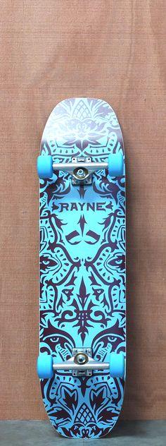 "Rayne 36.75"" Phantom Longboard Complete"