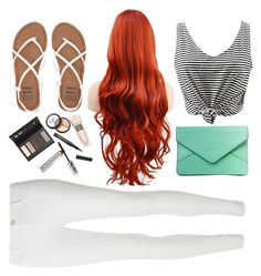"""""""Ariel"""" by fashionwiz342 on Polyvore featuring Dorothy Perkins, Billabong and Borghese"""