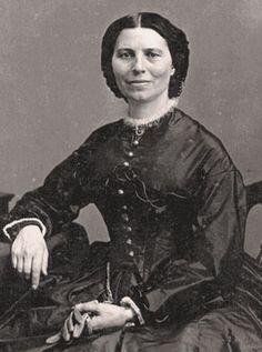 z- Clara Barton, Ia