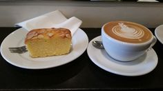 Head to Caracoli for a coffee and a cake...